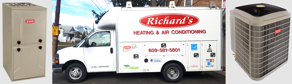 Richard S Heating And Air Conditioning Central Jersey