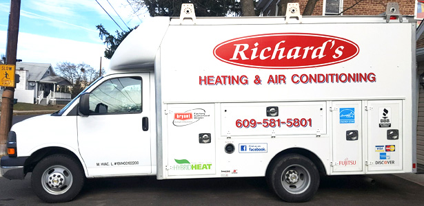 Central Jersey Heating Contractor
